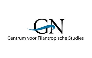 informatie geven logo centrum voor filantropische studies