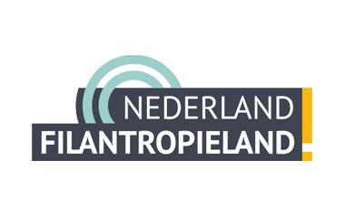informatie geven logo nederland filantropieland