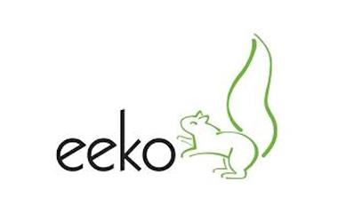 Geef spullen logo eeko