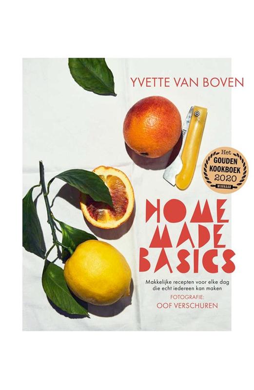 HomeMadeBasics-geven