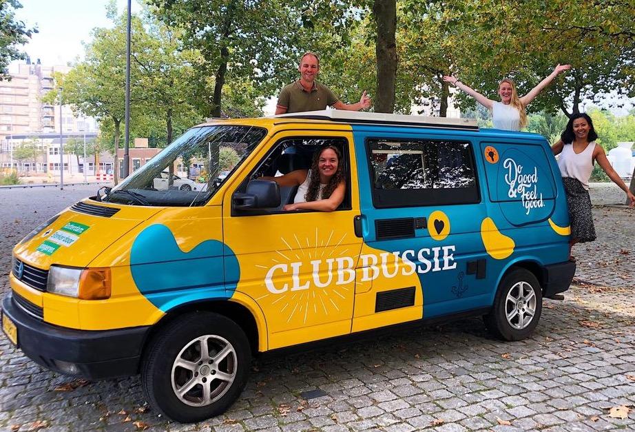 Nieuw netwerk Rotterdam clubbussie
